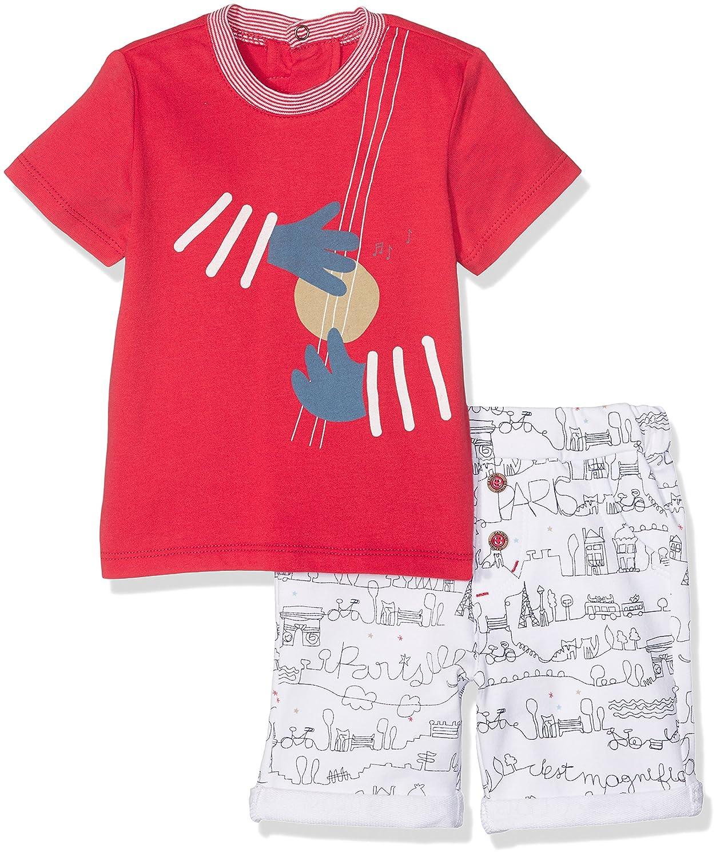 Catimini Short imprimé + Tee-Shirt CJ37201