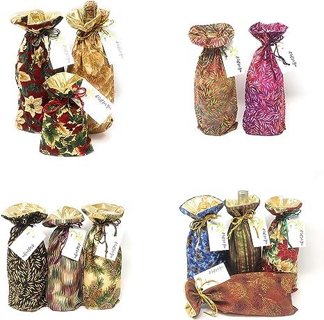 eco friendly gift wrap gift bag alternative Christmas tote