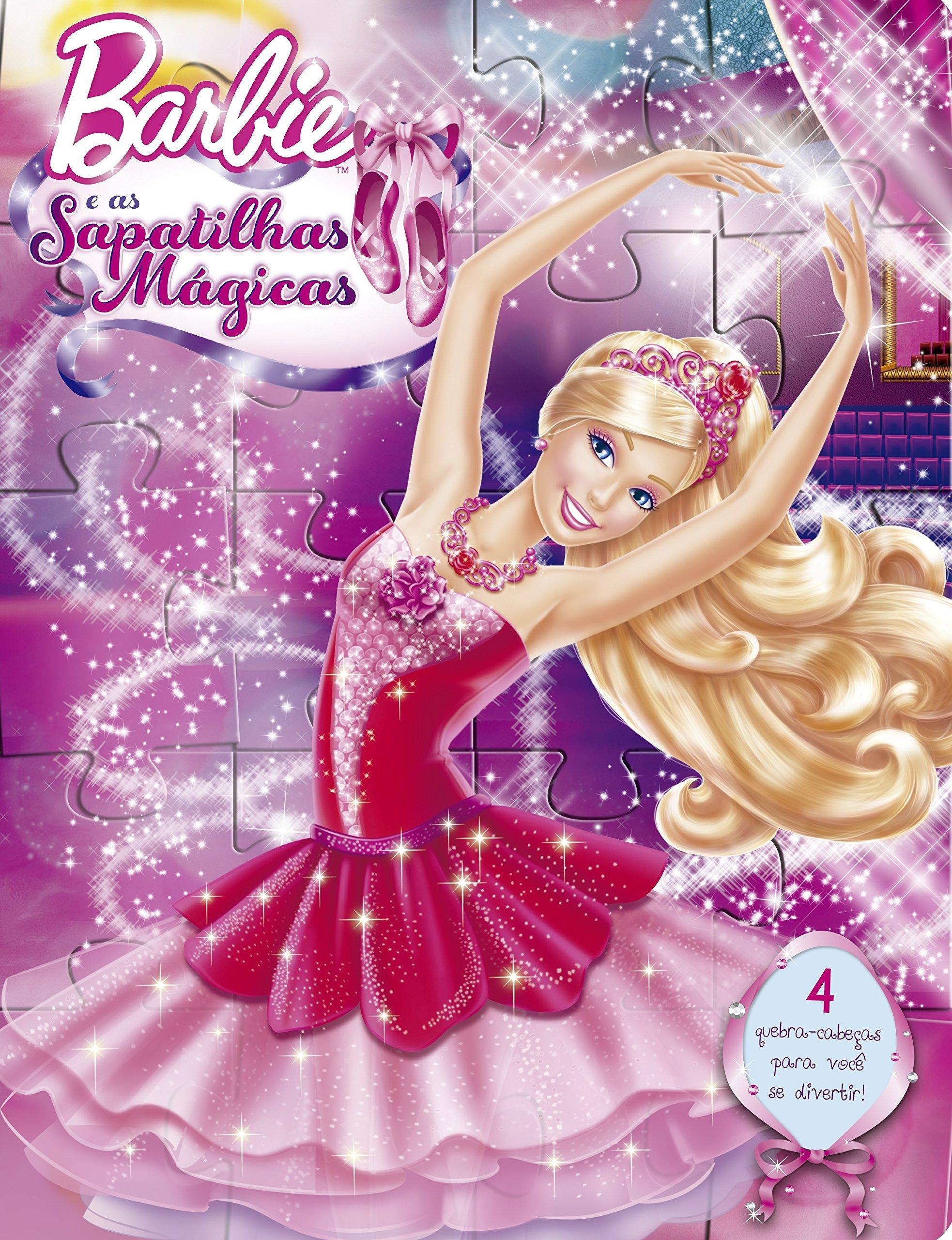 Download Barbie e as Sapatilhas Mágicas - Coleção Quebra-Cabeças pdf
