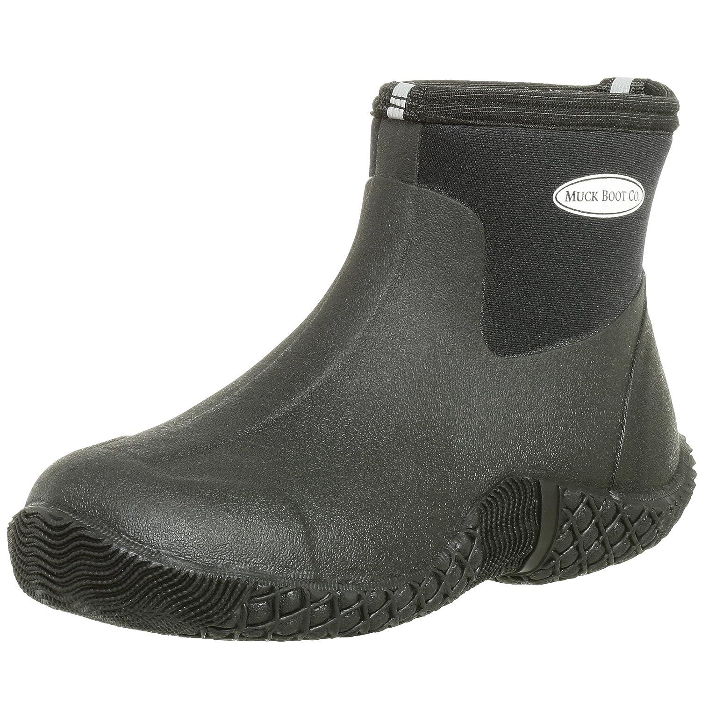 The Original MuckBoots Adult Jobber Boot B000WG93PA Men's 9 M/Women's 10 M|Black