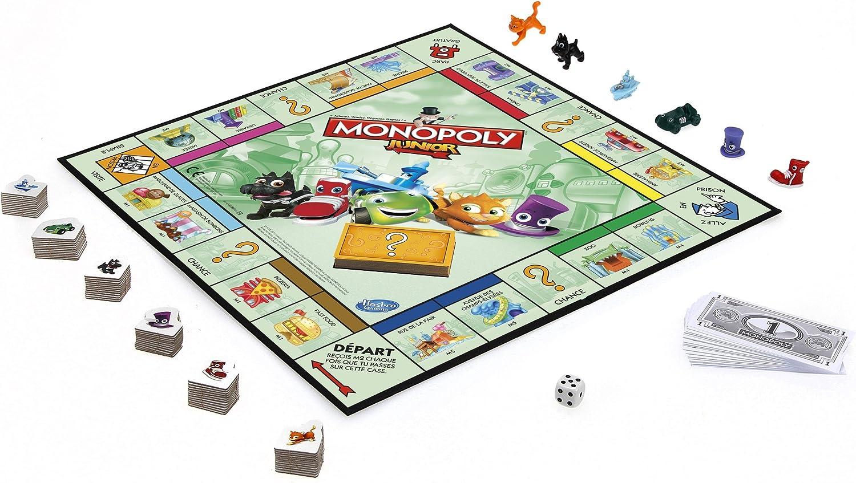 Hasbro - Juego de Tablero (A90861010) (Importado): Amazon.es: Juguetes y juegos