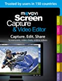 Software : Movavi Screen Capture & Video Editor 8 Personal Edition [Download]