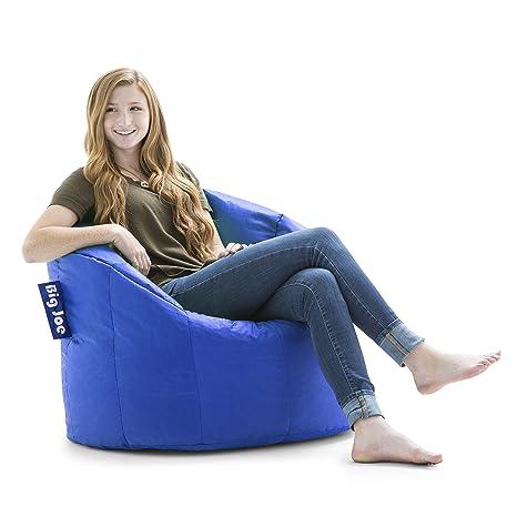 Merveilleux Big Joe Milano Bean Bag Chair, Sapphire