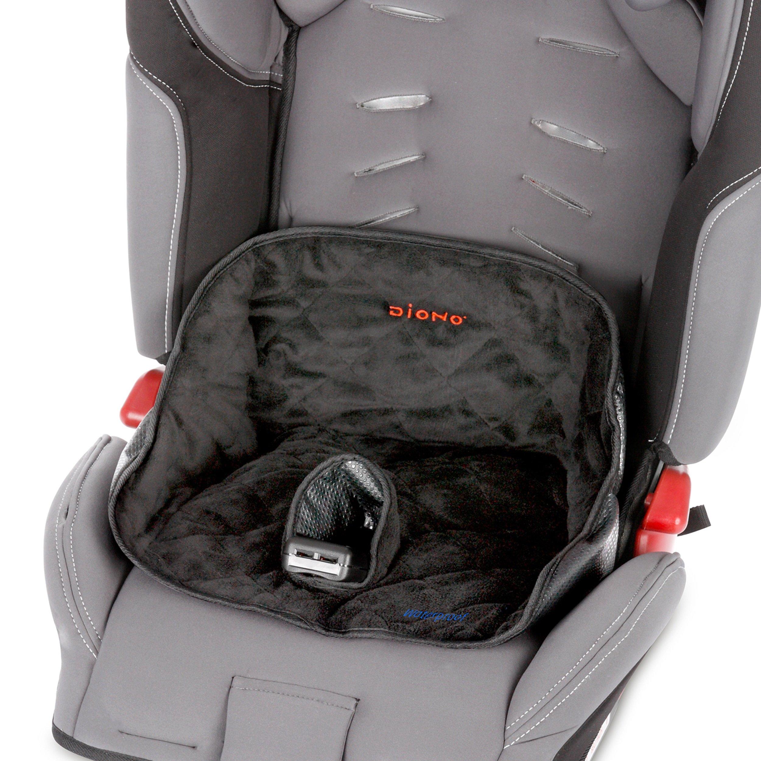 Diono Ultra Dry Seat, Black/Silver by Diono