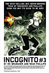 INCOGNITO #3 (MR) Comic