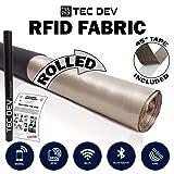 RF Faraday Fabric, EMF Shield, Blocker, Faraday