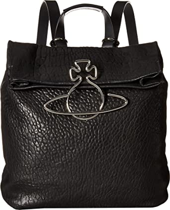 36d79b4b2f3 Vivienne Westwood Women's Oxford Small Backpack Black One Size ...