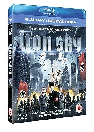 ec853b7bab Iron Sky (Blu-ray + Digital Copy)  Amazon.co.uk  Julia Dietze