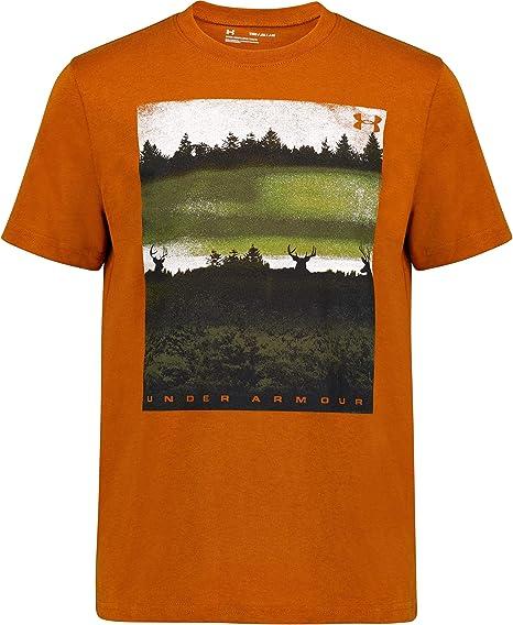Under Armour Boys Outdoor LS Raglan Tee Shirt