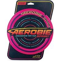 Aerobie 6046391 - Sprint Flying Ring werpring met diameter 25,4 cm, diverse kleuren