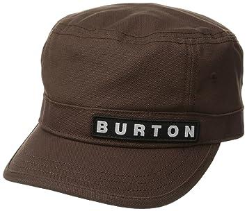 stove pipe cap. burton men\u0027s stovepipe military cap, java, medium/large stove pipe cap