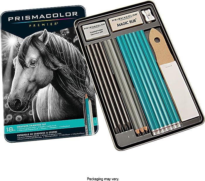 Top 7 Prismacolor Blender And B