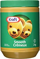 Kraft Smooth Peanut Butter, 2KG Jar