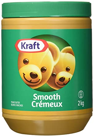 kraft peanut butter smooth 2kg amazon ca grocery
