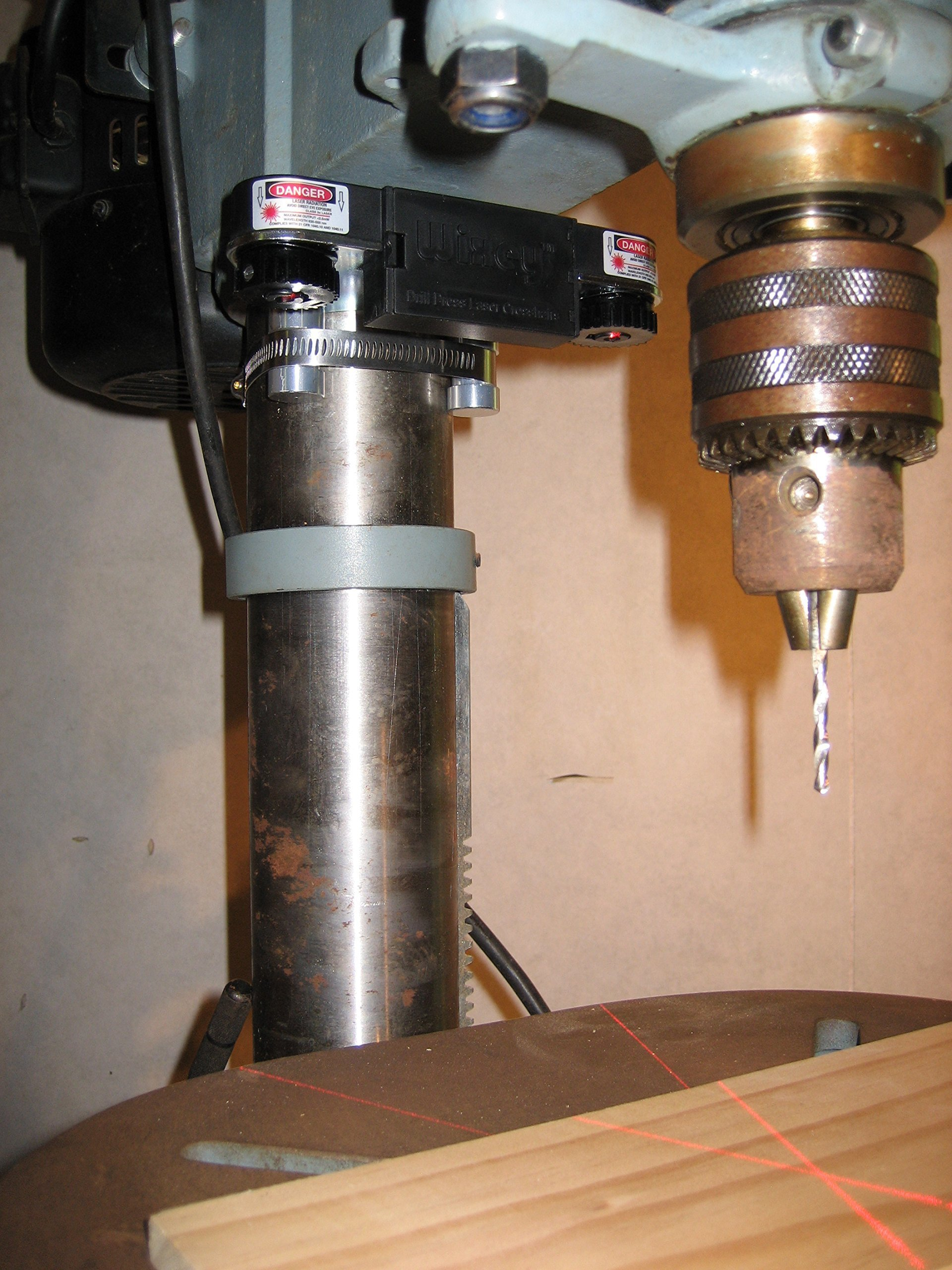 Wixey Model WL133 Drill Press Laser by Wixey (Image #5)