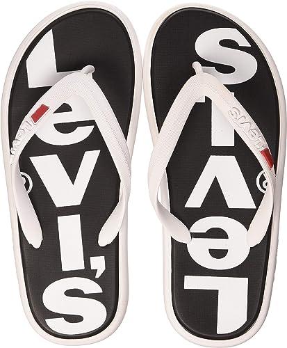 Levis Delamar L, Chanclas para Hombre: Amazon.es: Zapatos y complementos