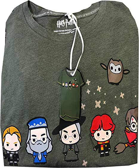 Camisa de Mujer de Harry Potter de Disney, Camiseta de ...