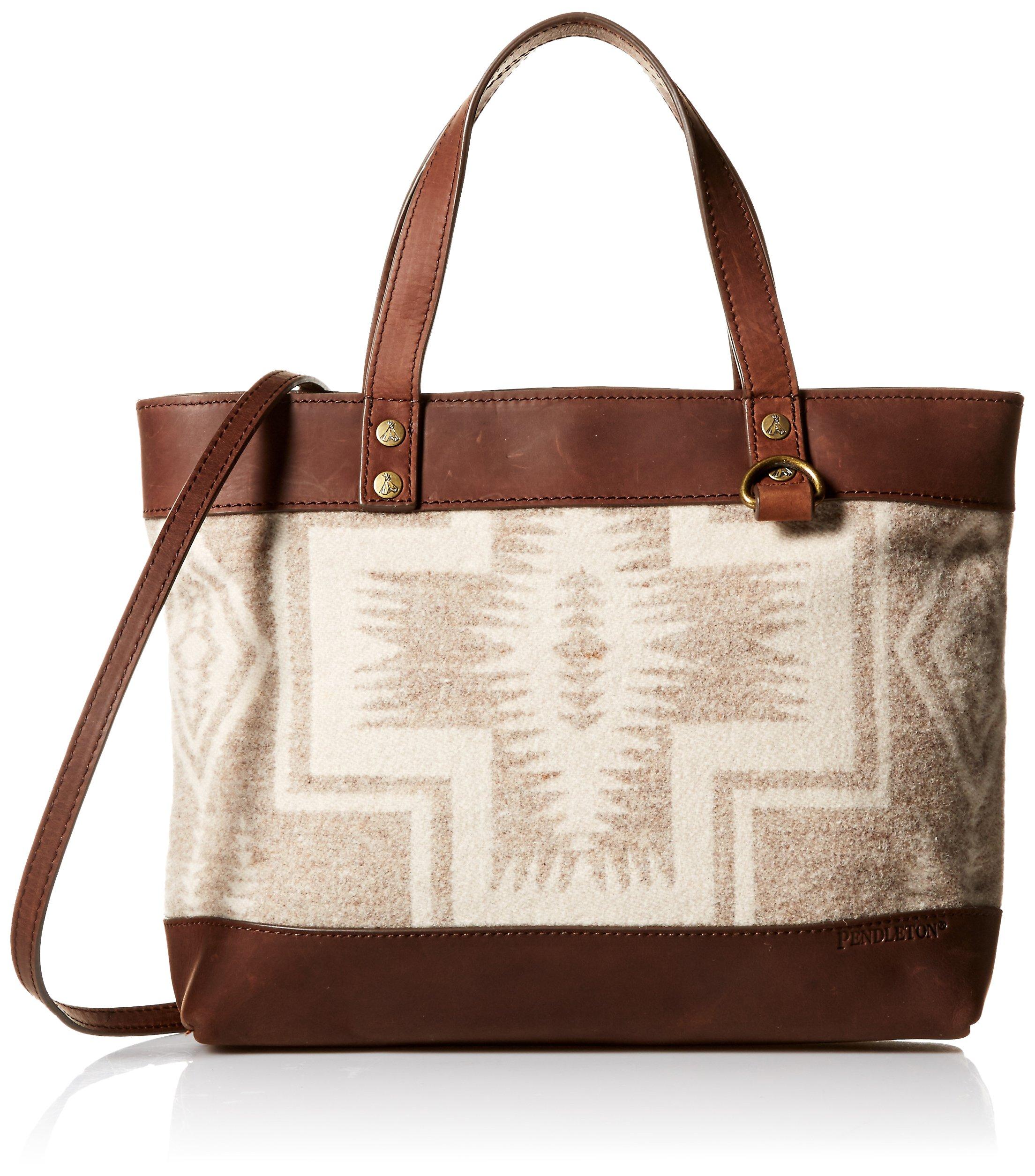 Pendleton Women's Tonal Wool Bag With Strap Accessory, -harding tonal, One Size by Pendleton