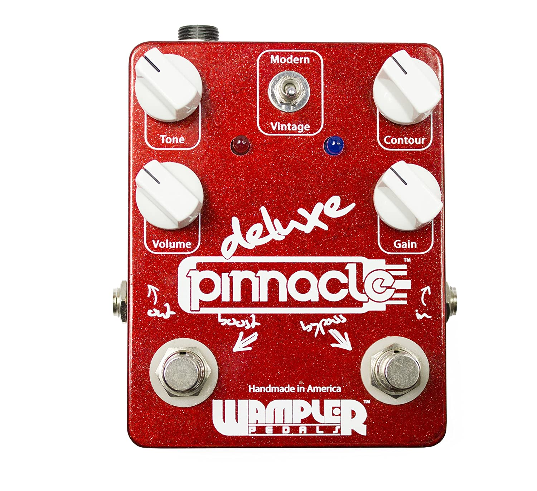 品質満点! Wampler Pedals Pedals [ワンプラーペダル] Pinnacle B008UYZBG6 Deluxe Deluxe B008UYZBG6, エビスヤスポーツ:7548b278 --- vezam.lt