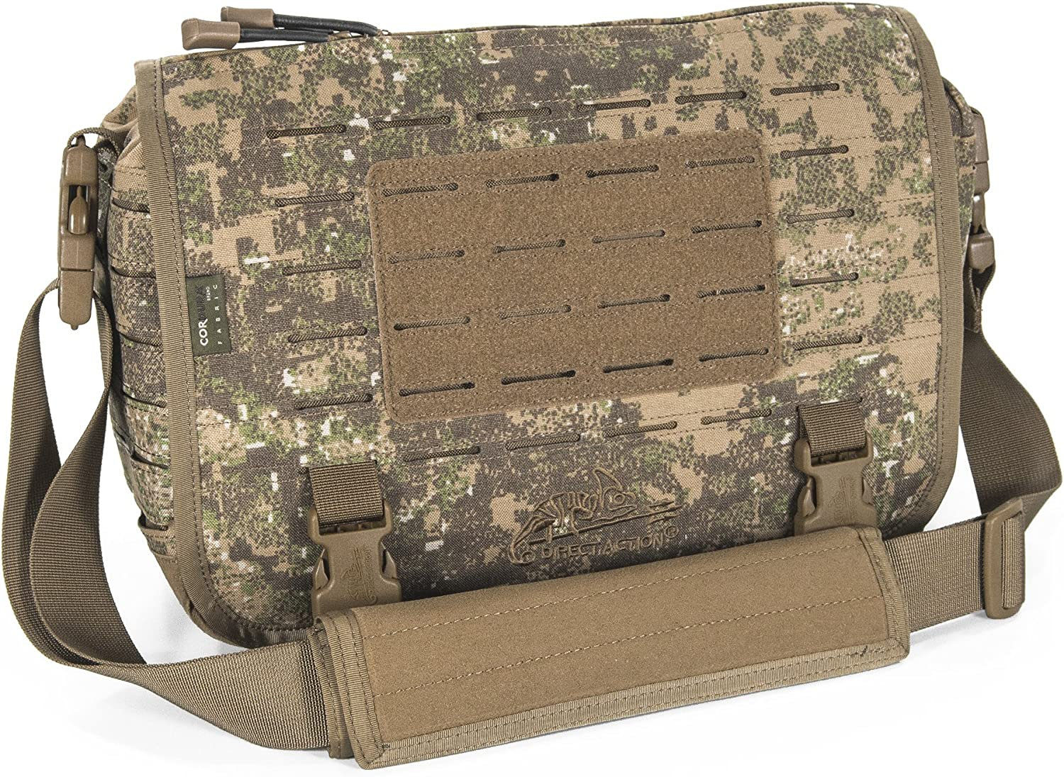 Direct Action Messenger Bag táctico mensajero bolso molle//pals-pencott Badlands