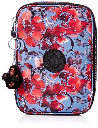 408fe0320 Estojo Kipling 100 pen case Festive Floral: Amazon.com.br: Papelaria ...