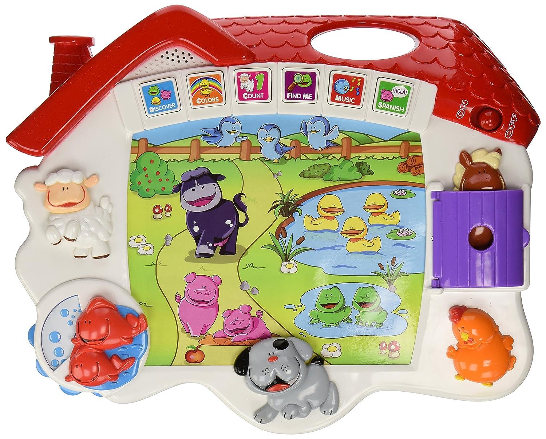 Kidz Delight jouet K8400 Explorez K8400 le jouet -ducatif -ducatif agricole B001DCXGB4, カヅノグン:ded52e4a --- infinnate.ro