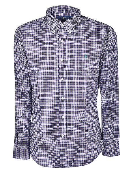 37d4e25798 Ralph Lauren - Camisa Casual - para Hombre  Amazon.es  Ropa y accesorios