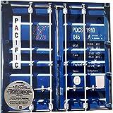 "PACIFIC (超豪華BOX仕様限定盤 ) (門外不出!CRAZY KEN BAND 激レア実況録音盤CD2枚、 ""CKB's BAYSIDE WALKER""付)( CKBバンパーステッカー 全3種より1枚ランダム封入)(3CD+DVD)"