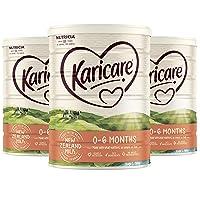 Karicare 1 Baby Infant Formula from Birth to 6 Months Bundle Pack, 2.7 kg