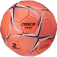 Cosco Peru Football, Size 2(Orange)