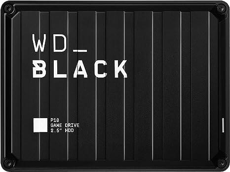 WD Black P10 - Game Drive de 2 TB para Acceder en Cualquier ...