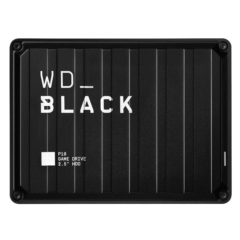 WD_Black 5TB P10 Game Drive
