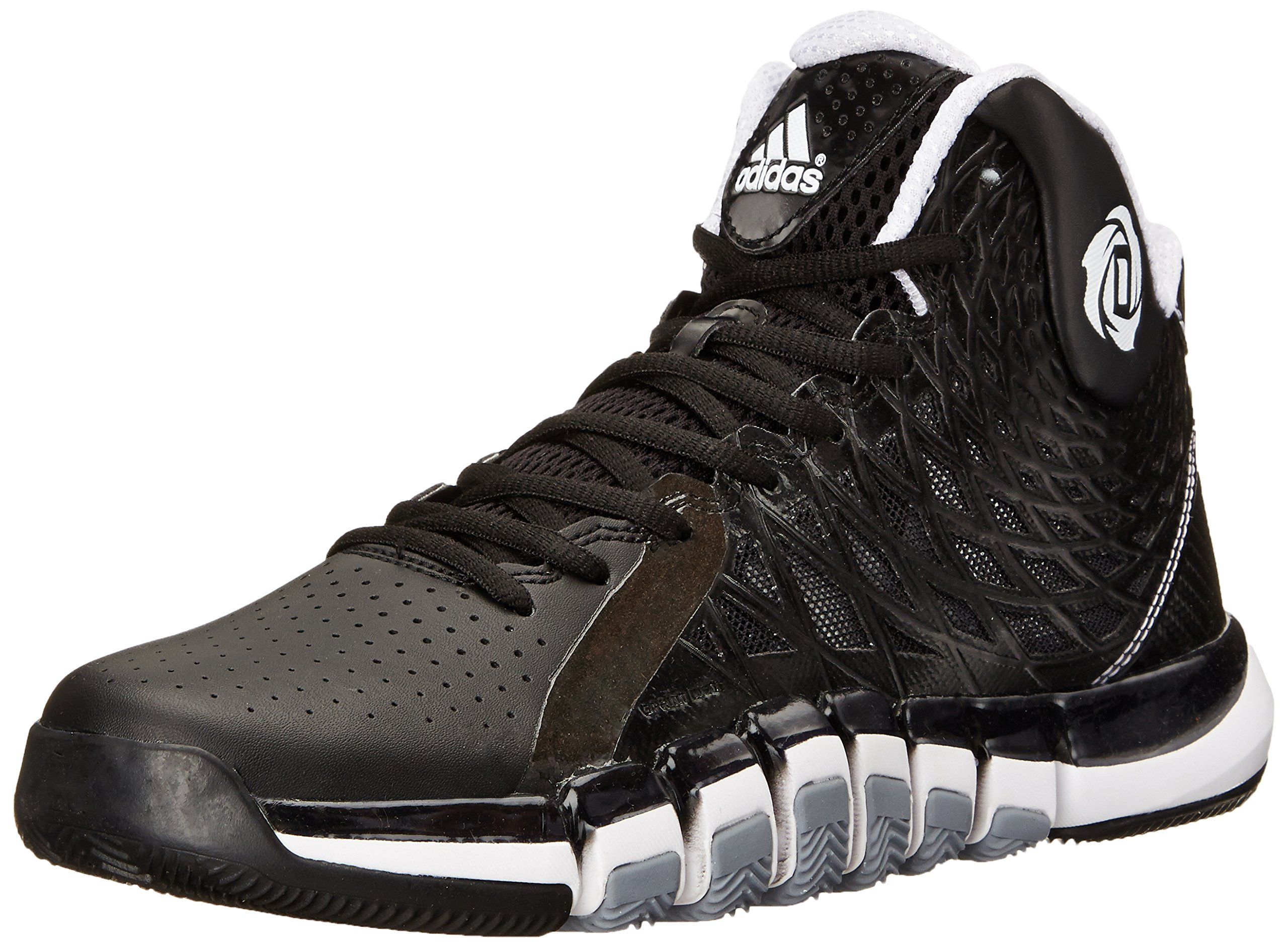 b3d1cbf082f Galleon - Adidas Performance Men s D Rose 773 II Basketball Shoe ...