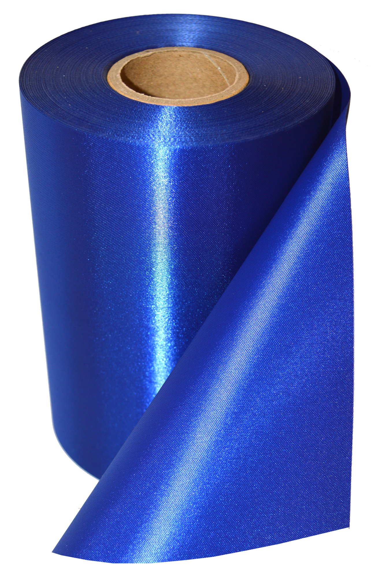 Wonder Clothing Grand Opening Ceremony Ribbon Blue 6 inches Wide 25 Yards Long by Wonder Clothing