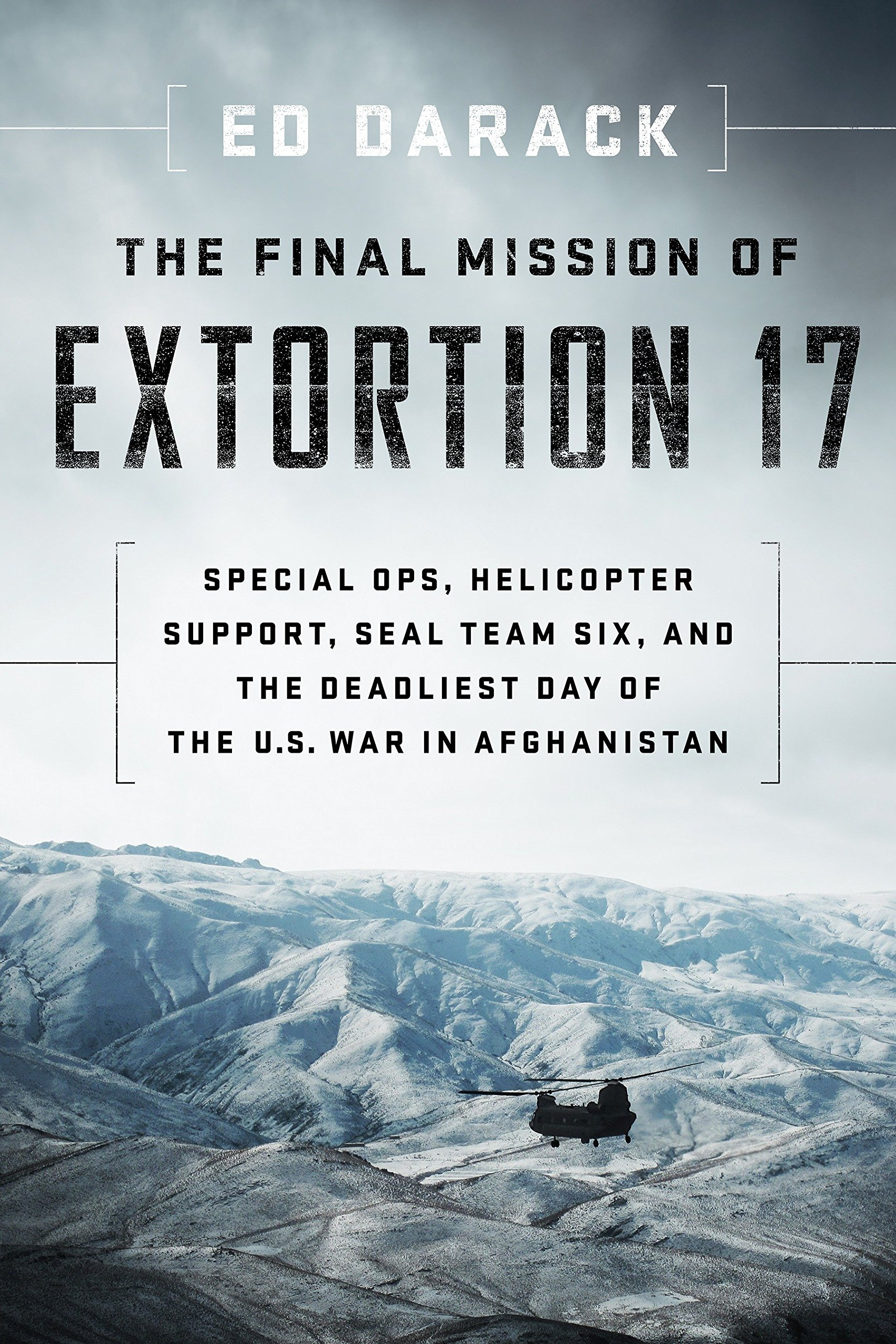 The Final Mission of Extortion 17: Special Ops, Helicopter