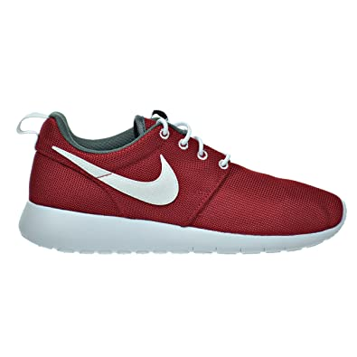 a7dbfe6084e01 Amazon.com  Nike Roshe One (GS) Big Kid s Shoes Gym Red White Dark ...