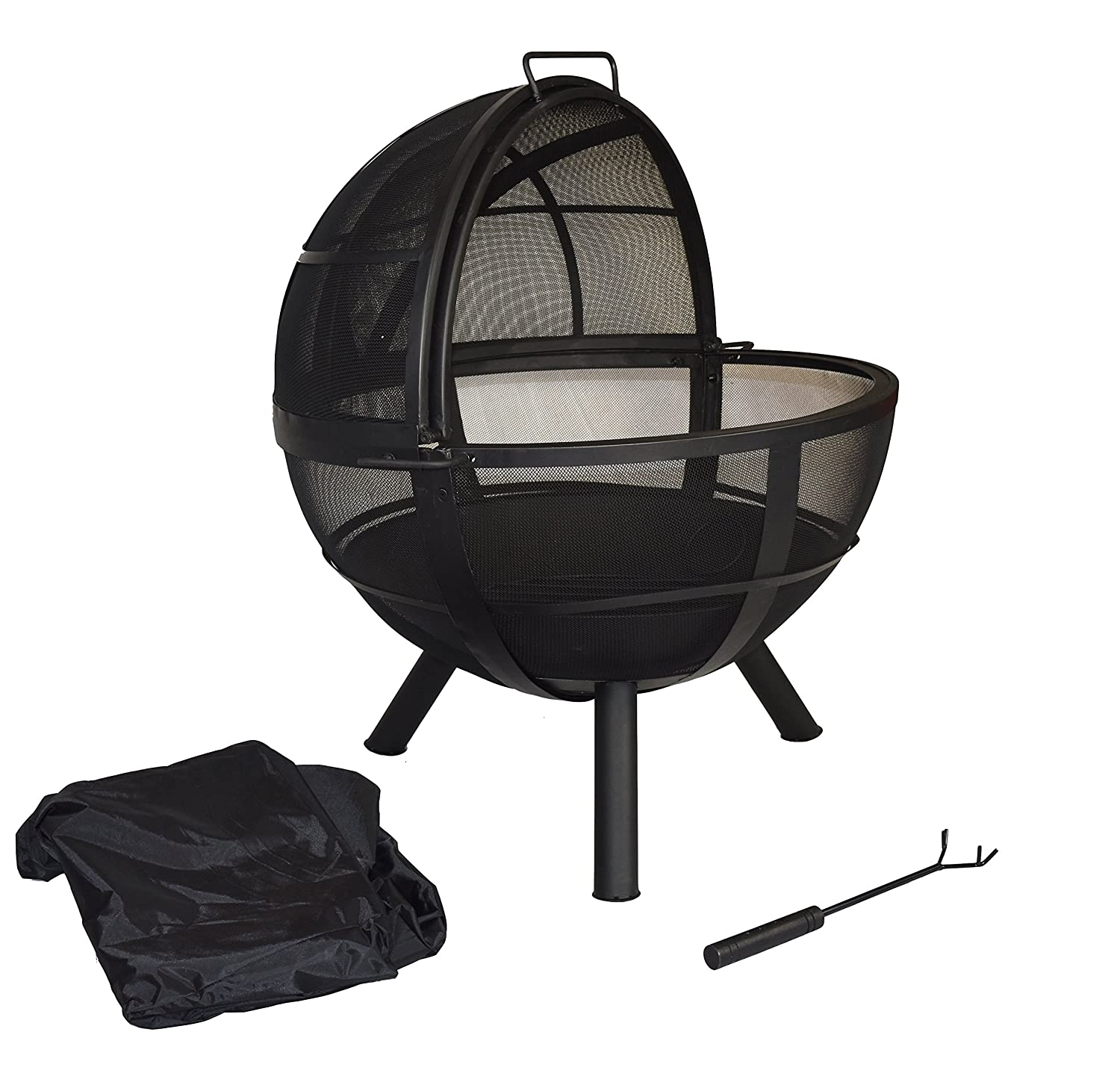 91nzMUMtioL. SL1500  Top Result 50 Awesome Rust Proof Fire Pit Pic 2018 Iqt4