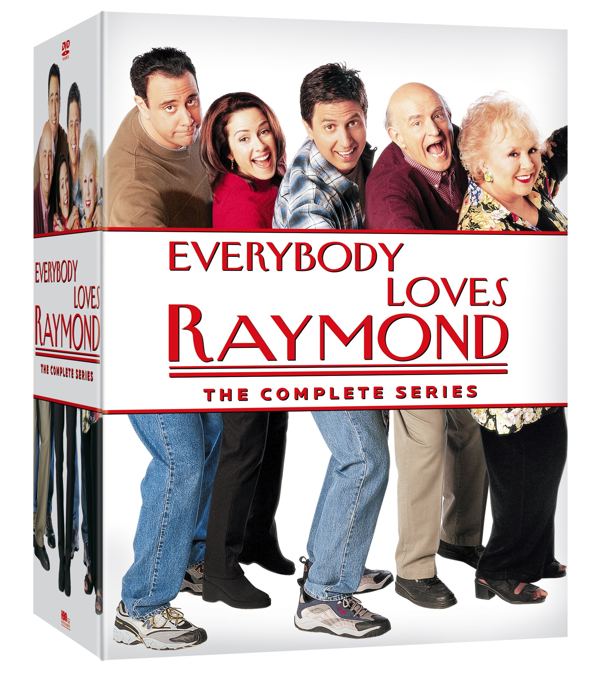Everybody Loves Raymond: The Complete Series [DVD] [1996] [2011]
