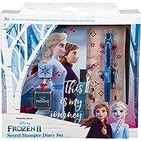 Disney Frozen 2 Diario Secreto Para Niña Elsa