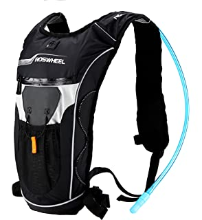Hold 2L Water Bladder e5e10 Outdoor Sporting Essential Backpack Hydration Packs Camel Bag Perfect for Hiking,Cycling,Climbing,Running and Camping