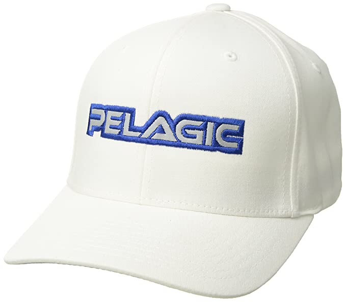 a2080fe6b3c1f Amazon.com   Pelagic Logo Cap   Clothing