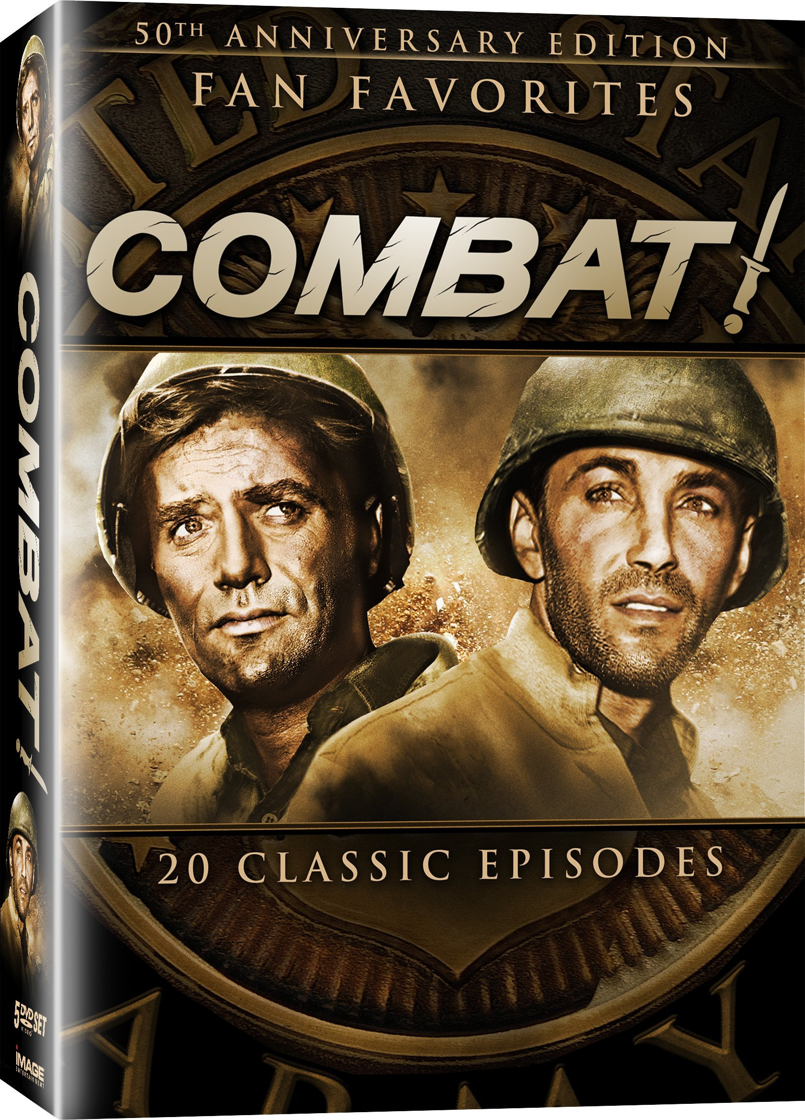 Combat!: Fan Favorites (50th Anniversary) by IMAGE ENTERTAINMENT