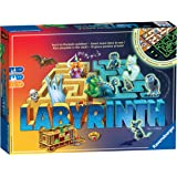 Ravensburger Glow in The Dark Labyrinth Game,Games & Craft