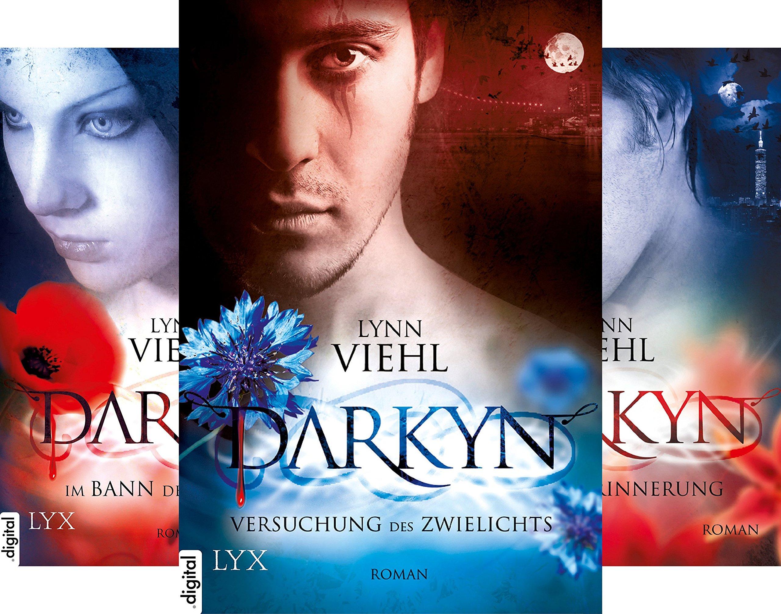 Darkyn-Reihe (Reihe in 7 Bänden) by