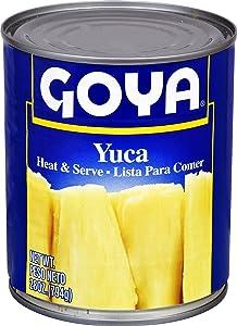 Goya Foods Yuca, 28 Ounce (Pack of 12)