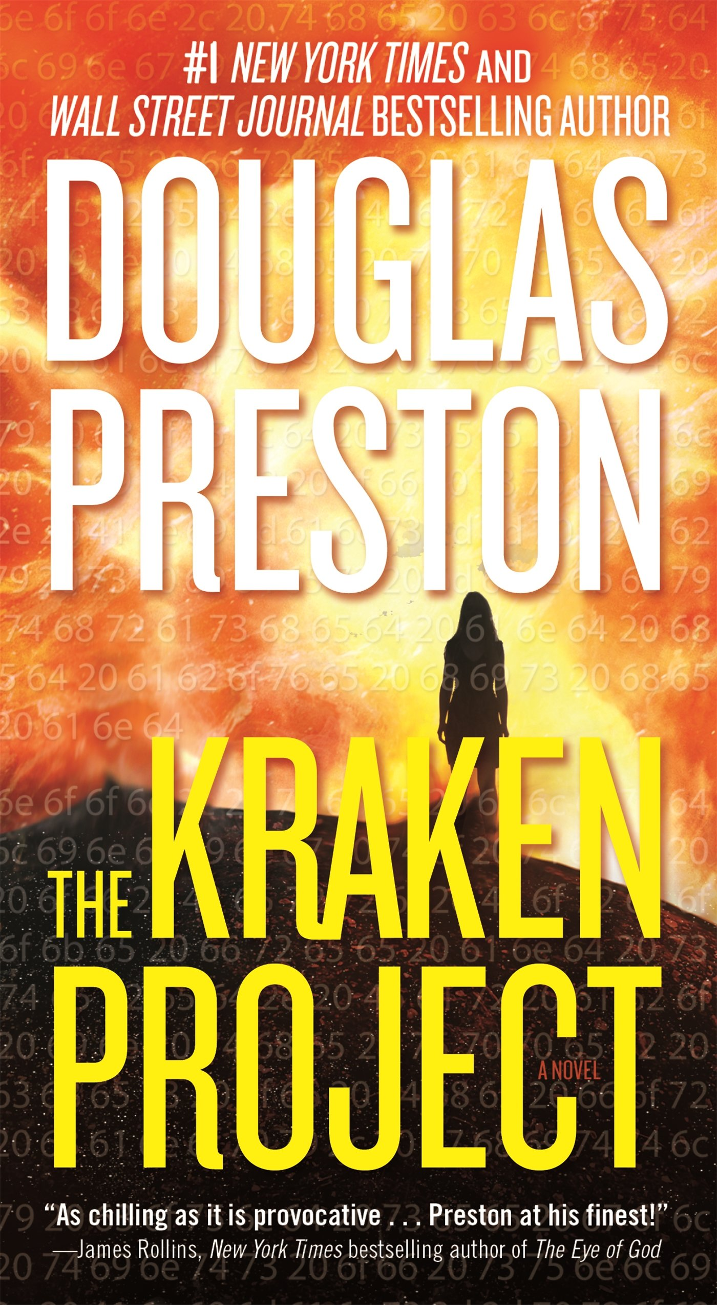 Buy The Kraken Project: A Novel (Wyman Ford Series) Book Online at Low  Prices in India | The Kraken Project: A Novel (Wyman Ford Series) Reviews &  Ratings ...