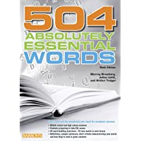 Barron's 504 Essential Words