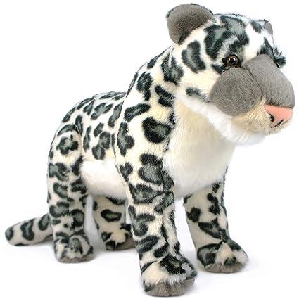 Amazon Com Viahart Lila The Snow Leopard 17 Inch Tail
