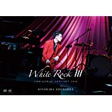 CHRISTMAS CONCERT 2016 「WHITE ROCK III」 [DVD]