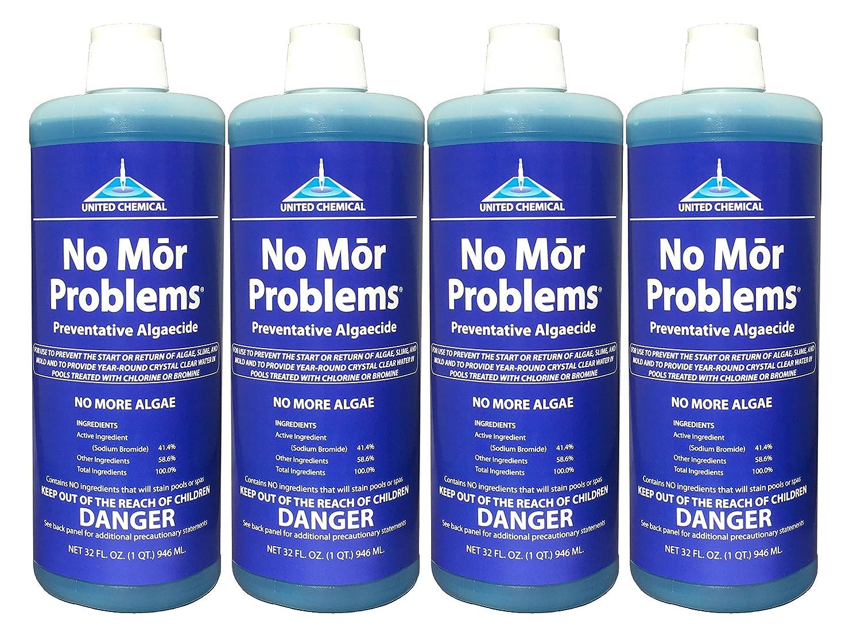 Amazon.com: No Químicos (4 unidades) – United problemas mor ...